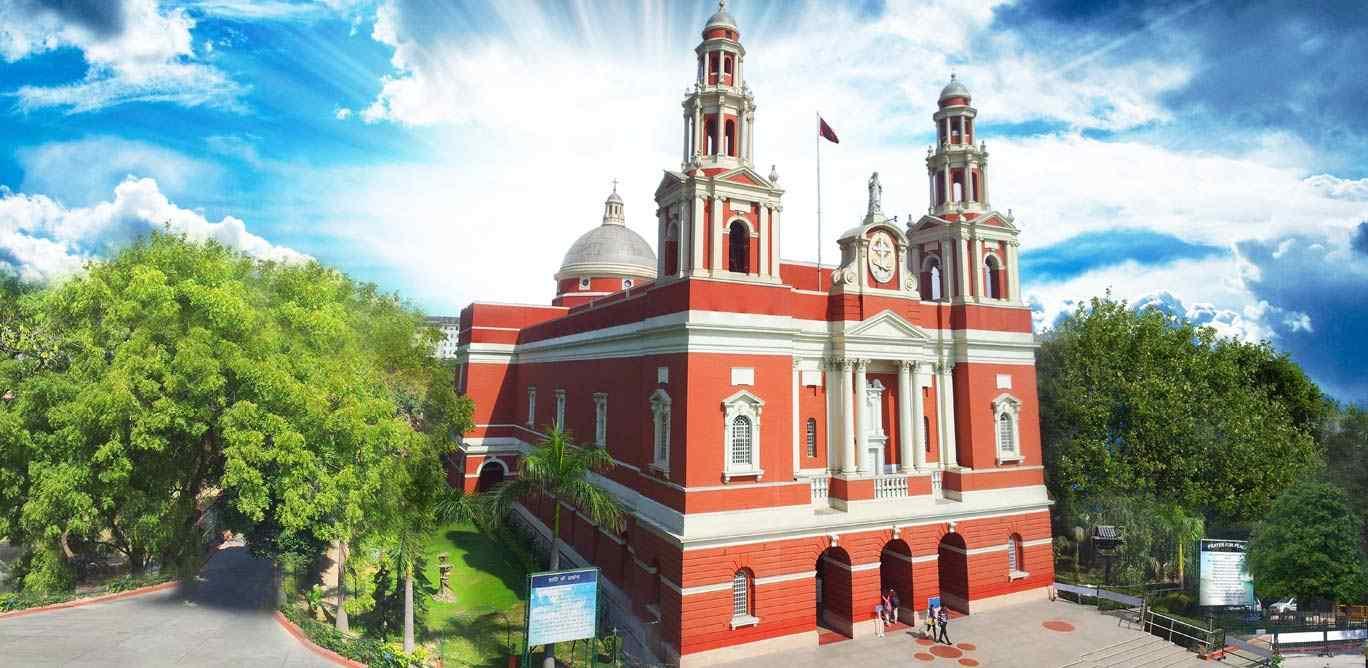 Sacred Heart Cathedral Church, New Delhi
